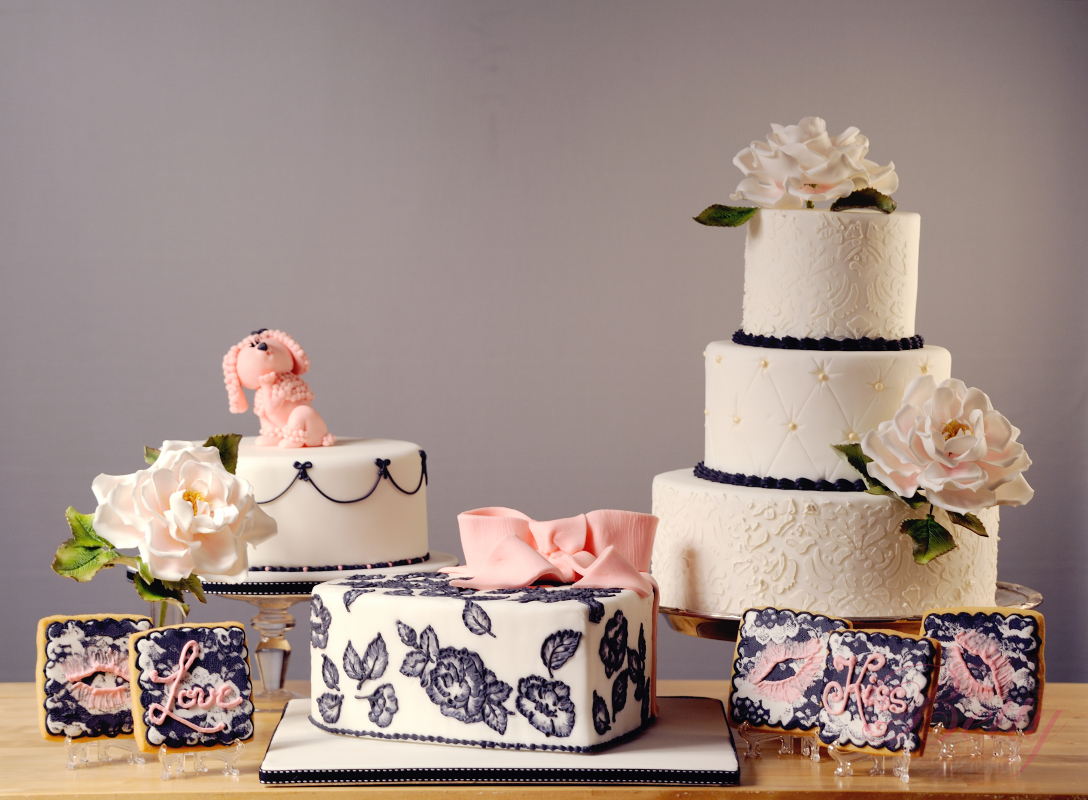 Valentine Cake Candytable