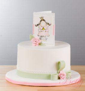 Scrapbook Torte - Scrapbook Cake