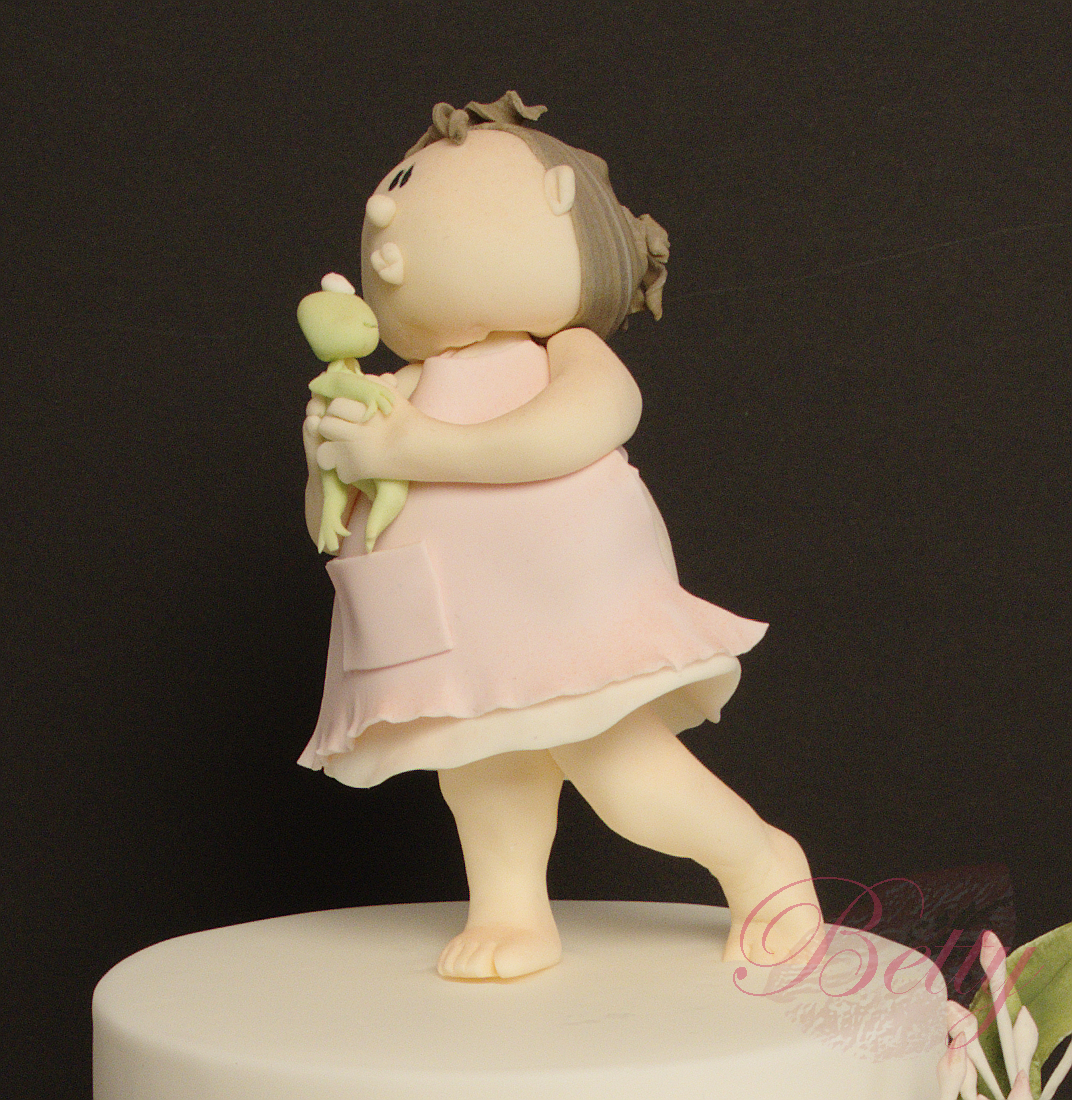 Stehendes Mädchen - Little Girl