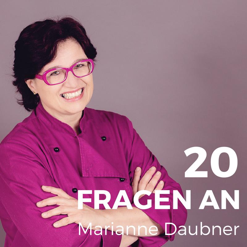 20 Fragen an Marianne Daubner