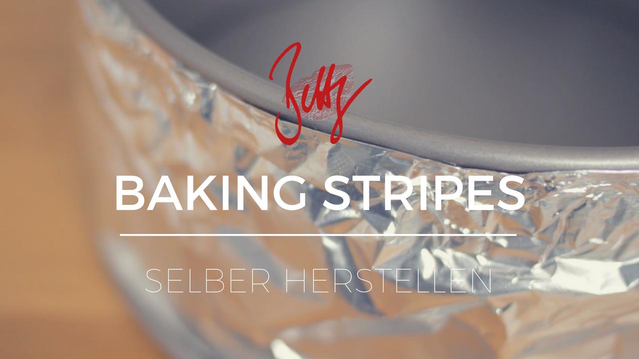 Baking Stripes selber herstellen