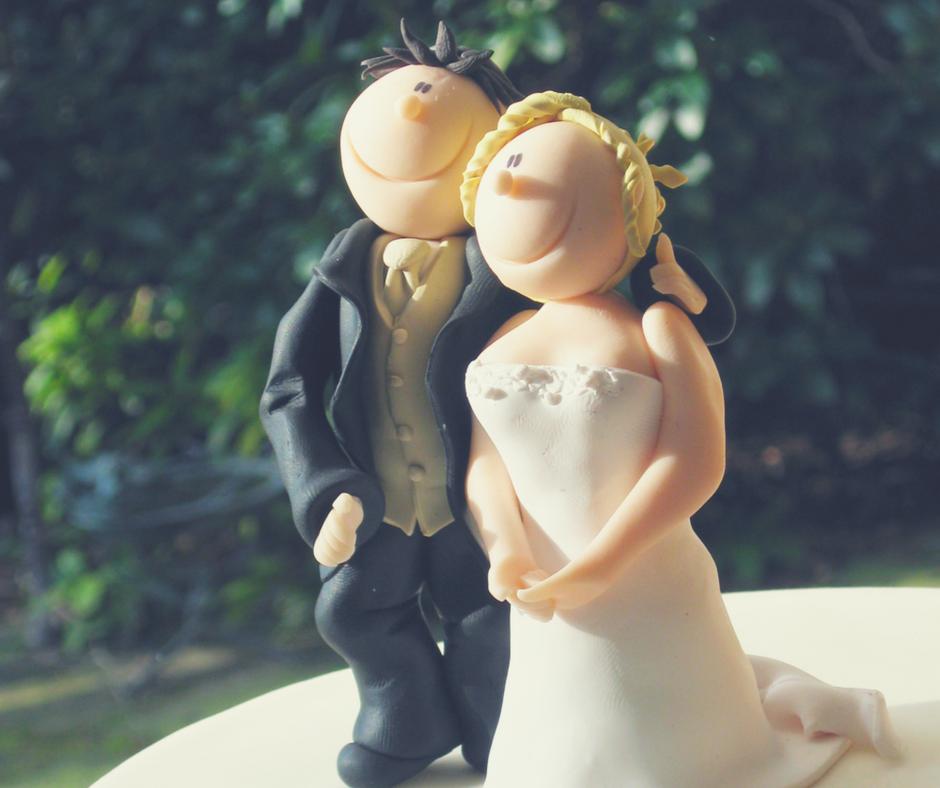 Brautpaar Anleitung
