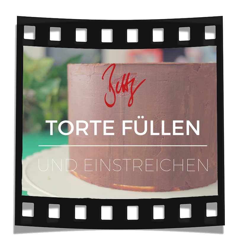 YouTube Torte füllen
