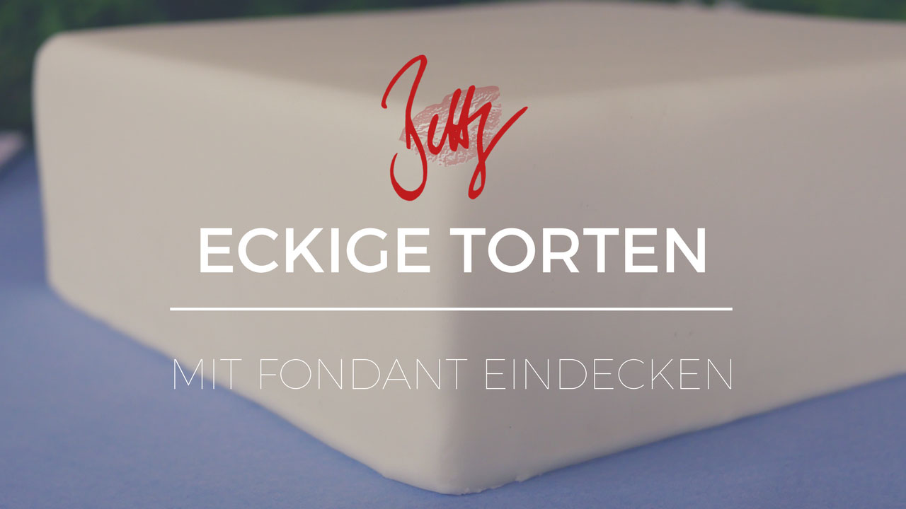 eckige torten mit fondant eindecken betty s sugar dreams. Black Bedroom Furniture Sets. Home Design Ideas