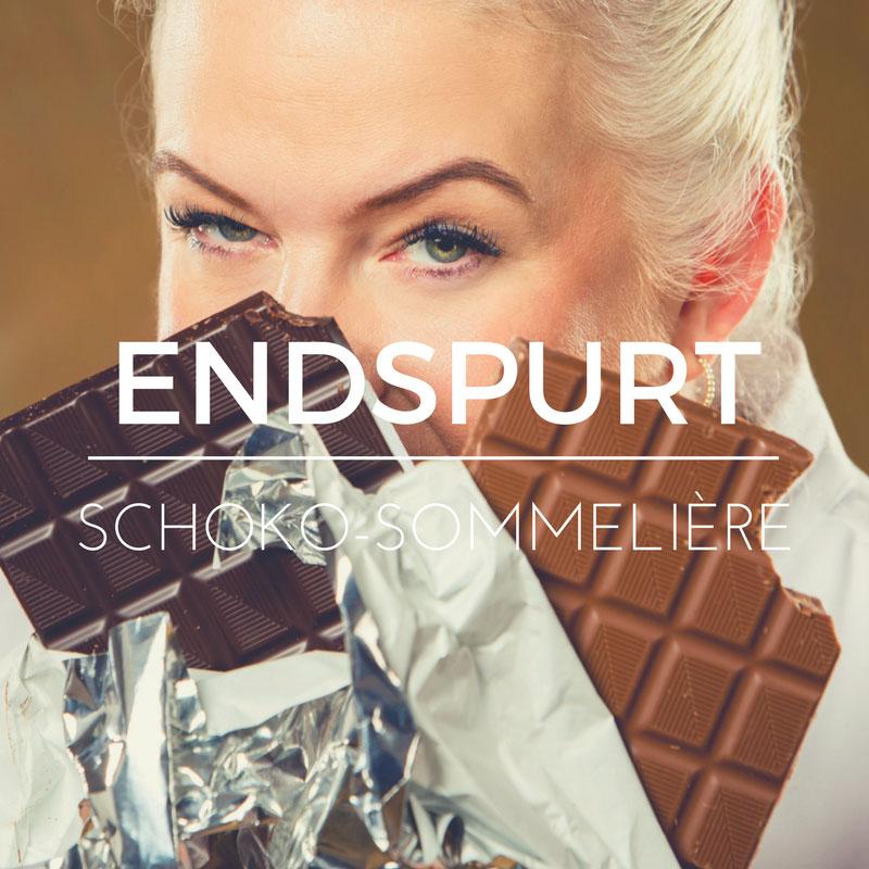 Betty - Endspurt in Richtung Schokoladen-Sommelière