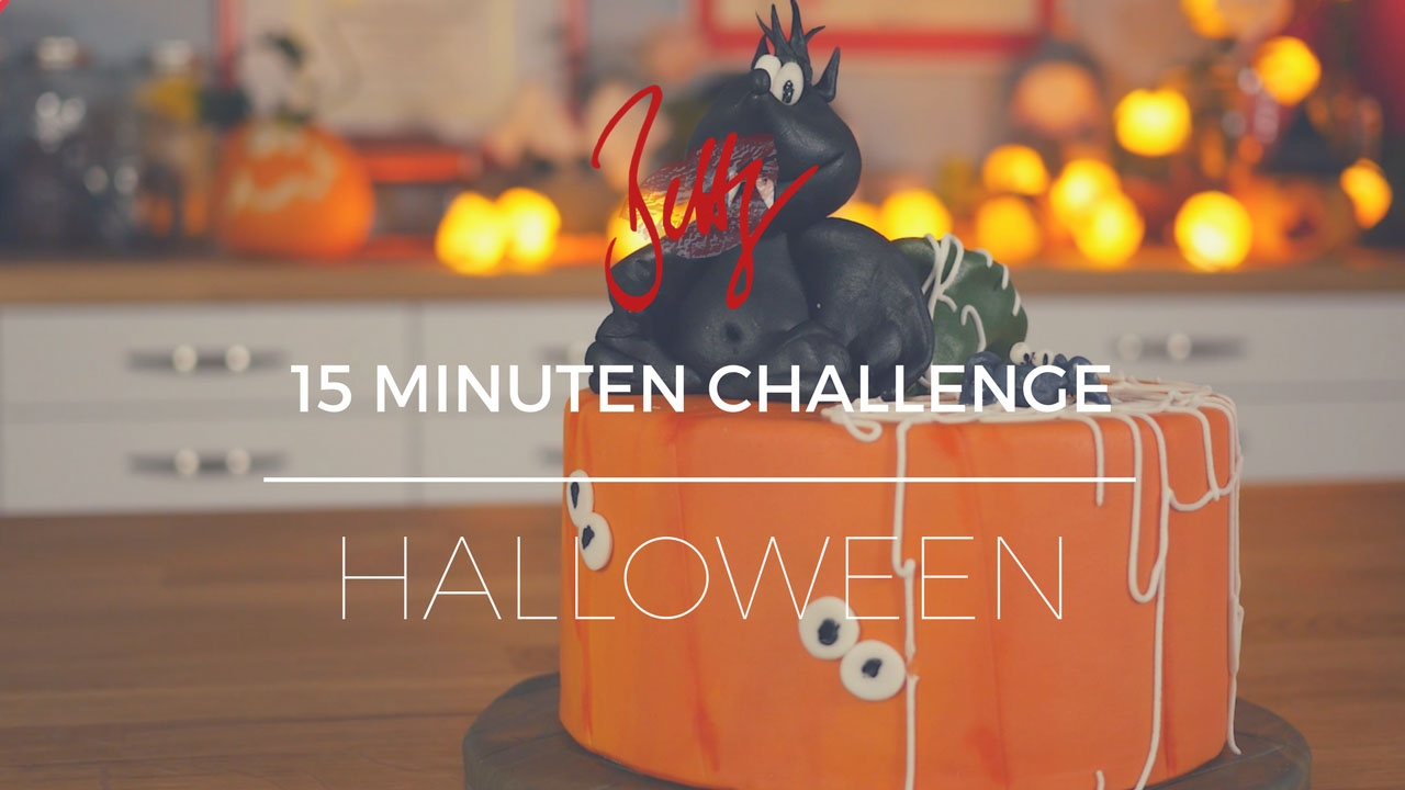 15 minuten challenge k rbis fledermaus spinne im netz betty s sugar dreams. Black Bedroom Furniture Sets. Home Design Ideas