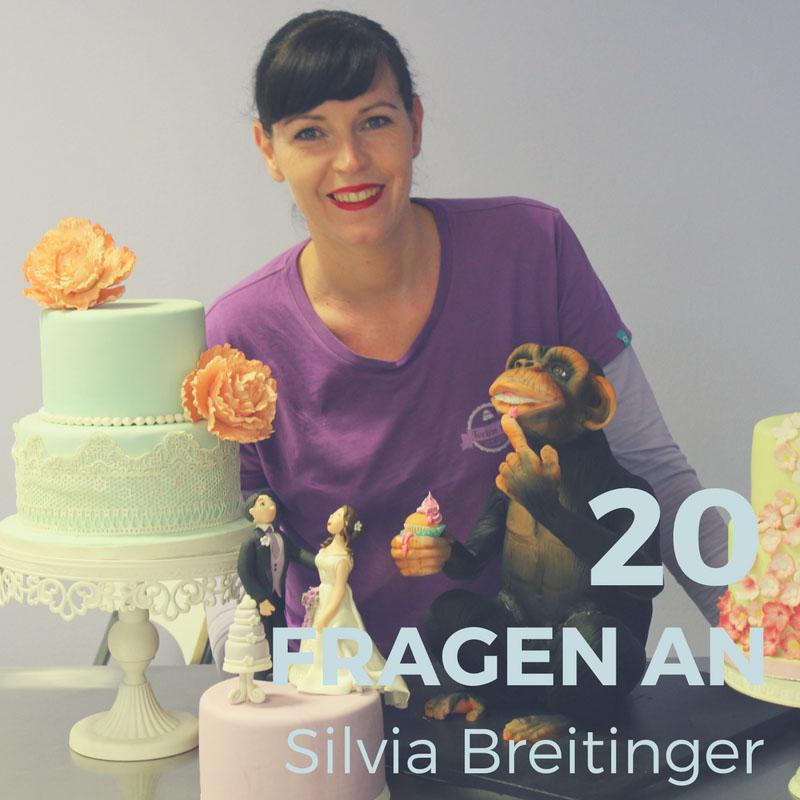20 Fragen an Silvia Breitinger - Torten-Art Inhaberin und 1. Vorsitzende der IGT e.V.