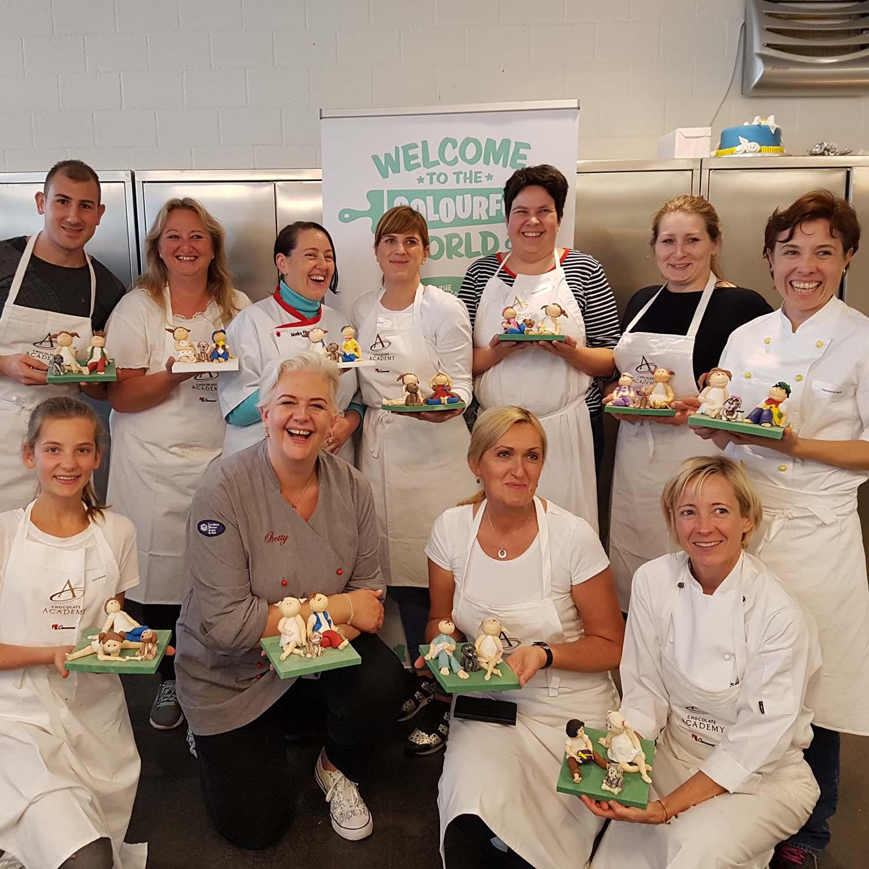 Cake Design Kurs Zurich : Reisetagebuch Oktober 2017 - Teil 4 - Betty?s Sugar Dreams
