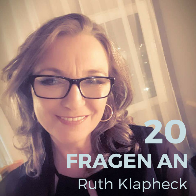 20 Fragen an Ruth Klapheck - Mrs. Dorie & Daughter