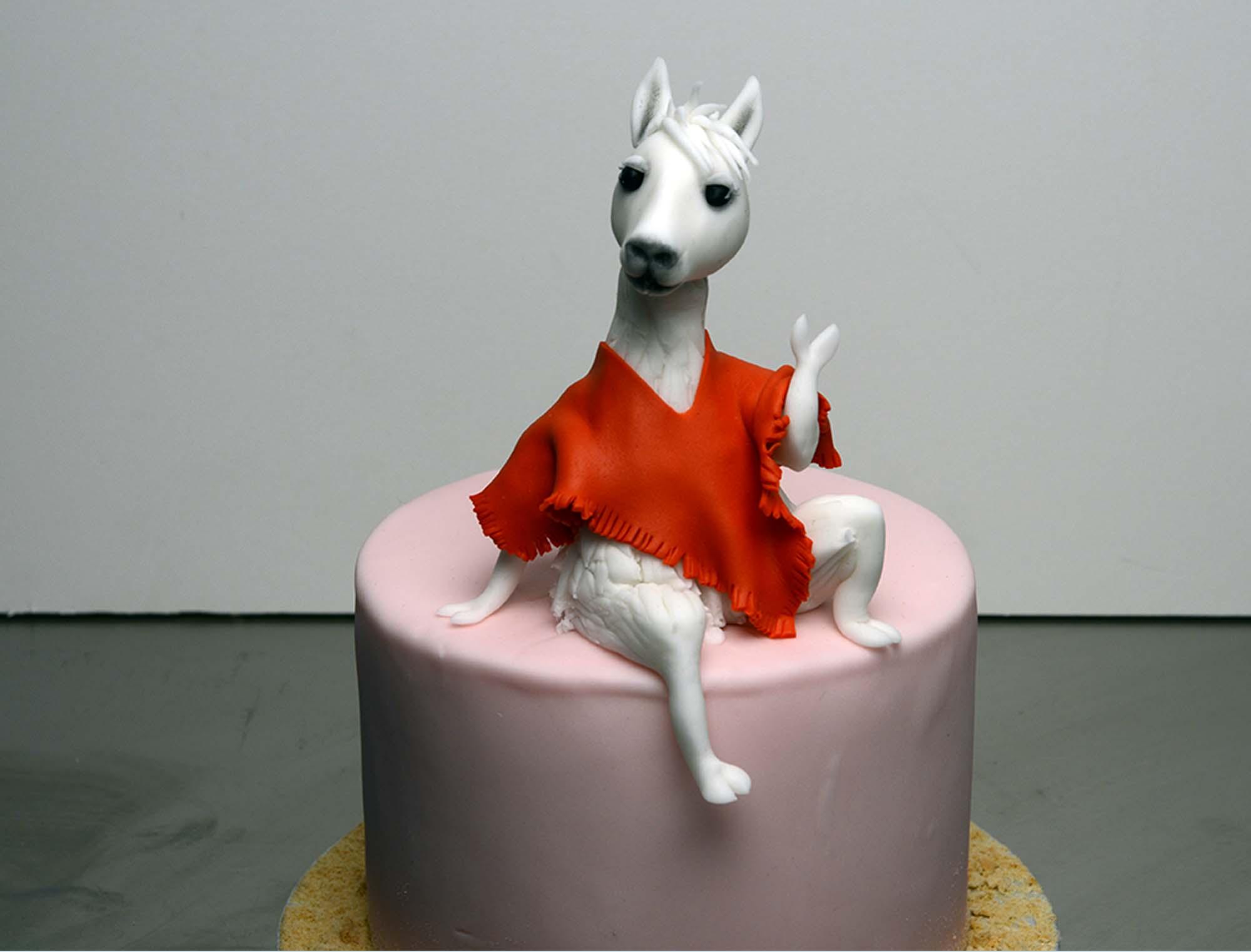 Modellieren marzipan anleitung hund Hund aus