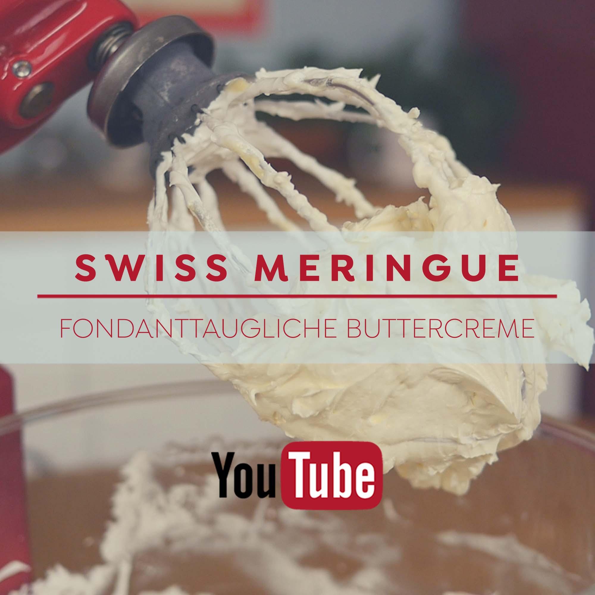 Swiss Meringue Fondanttaugliche Buttercreme Betty S Sugar Dreams