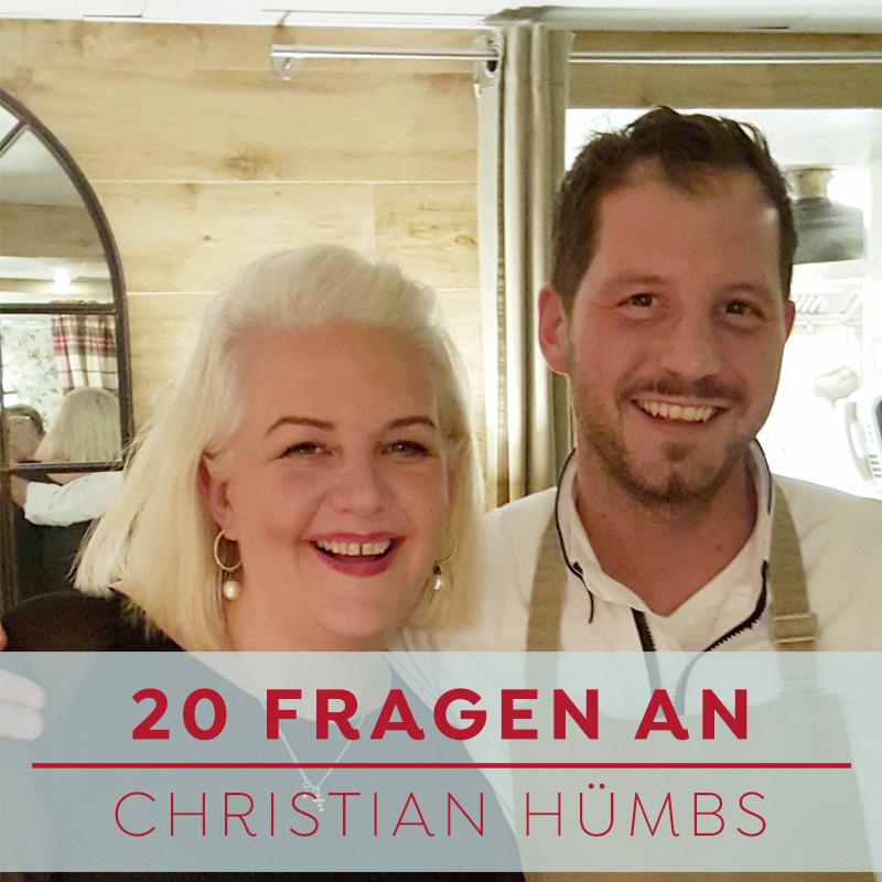20 Fragen an Christian Hümbs
