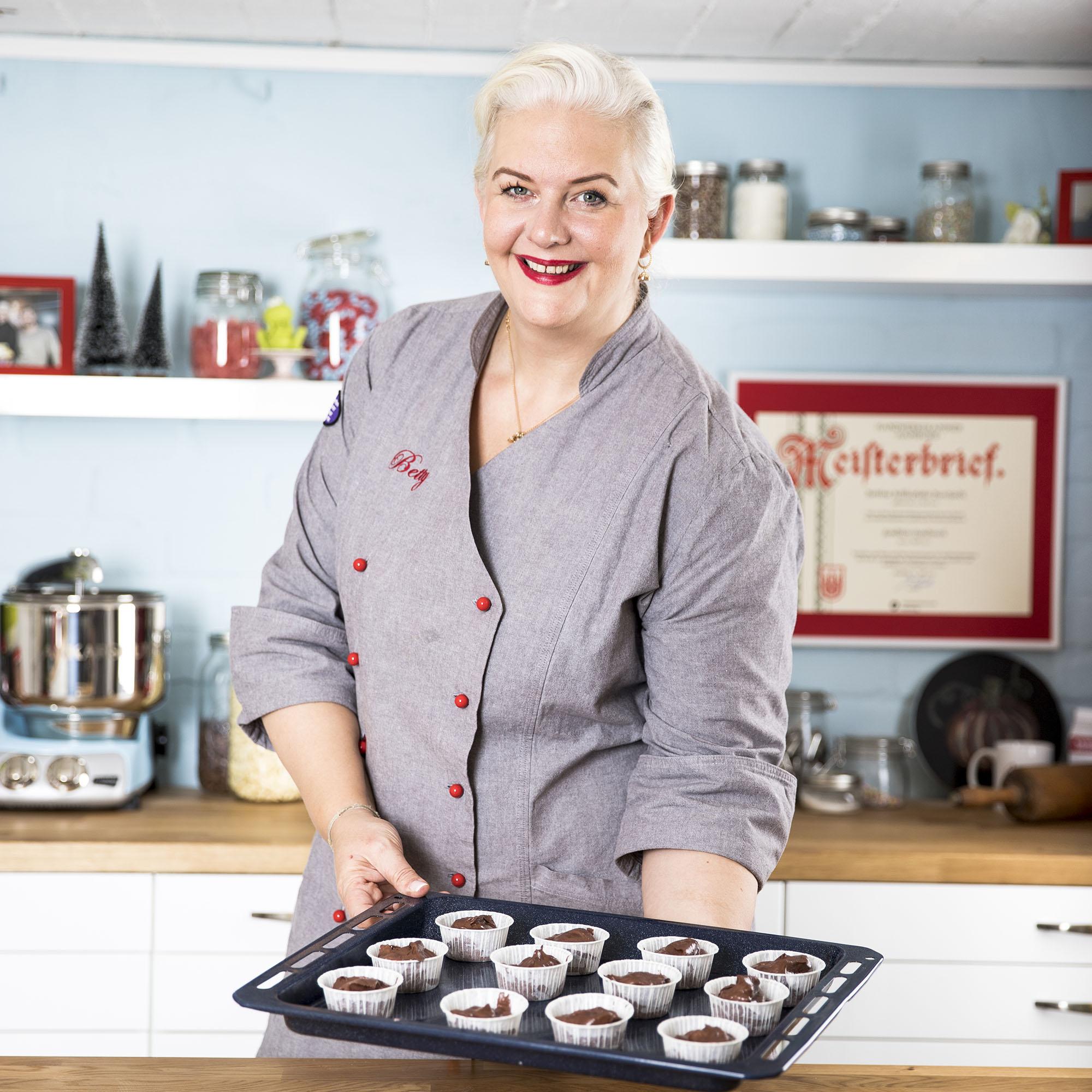 Betty's Sugar Dreams - Cupcake Backmischungen