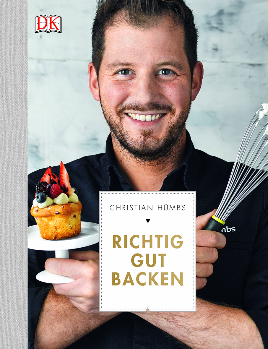 Cover Christian Hümbs - Richtig gut Backen