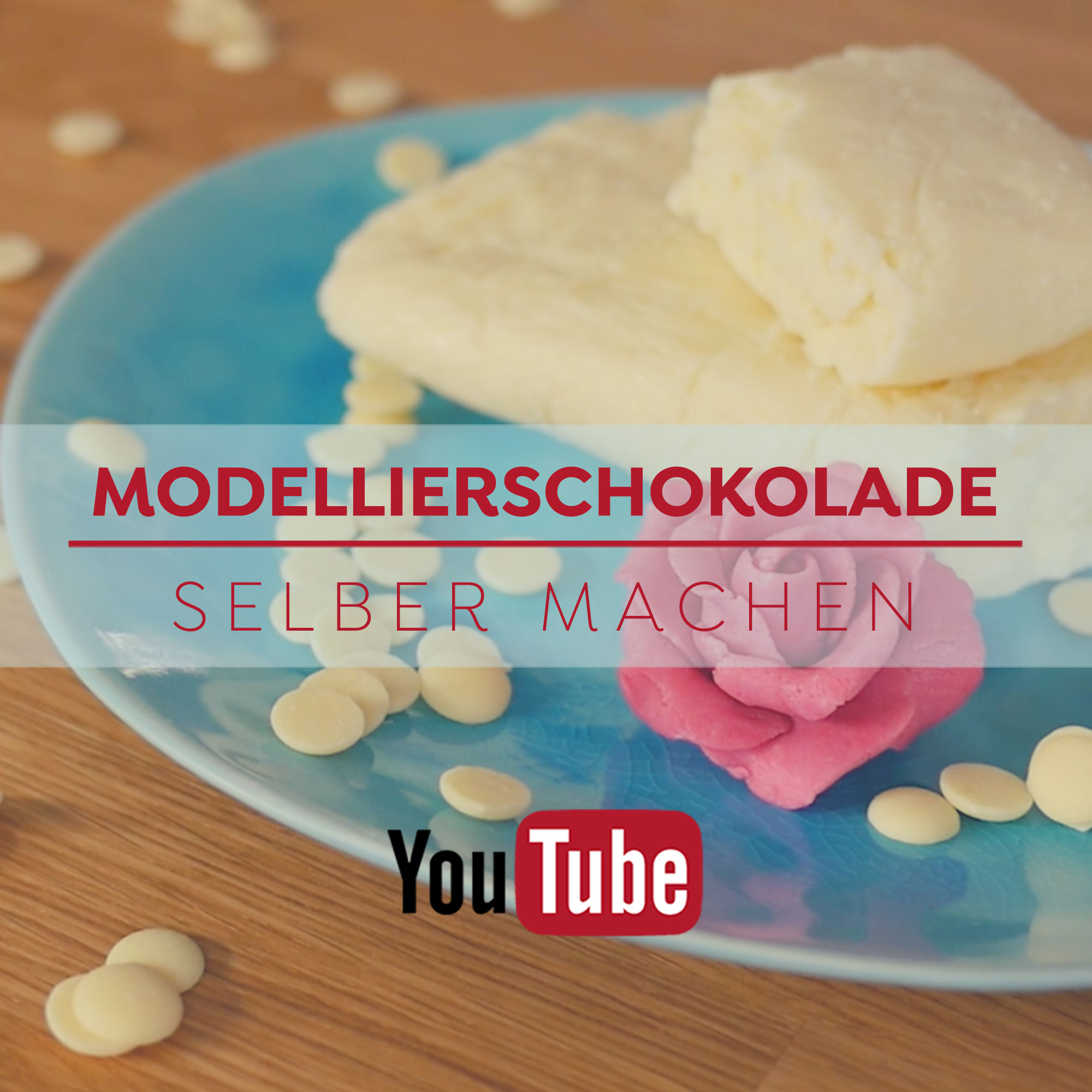 Modellierschokolade selber machen - Bettys Sugar Dreams